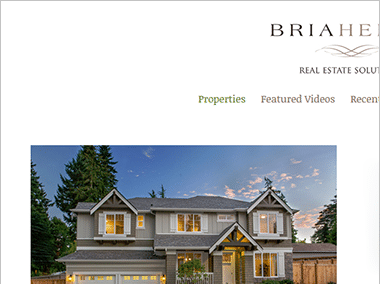 Bria Heiser – Real Estate Solutions