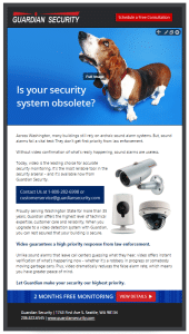 Guardian Security Email