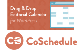 CoSchedule, the Content Planning Tool
