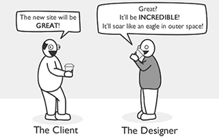 How to Identify (or Be) the Ideal Website Client
